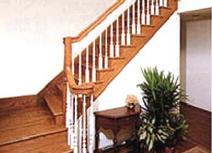 Cầu thang gỗ CAT-001